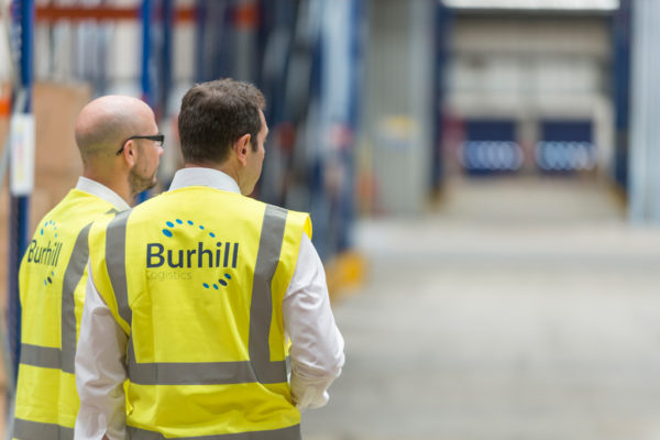 Burhill Logistics Warehousing