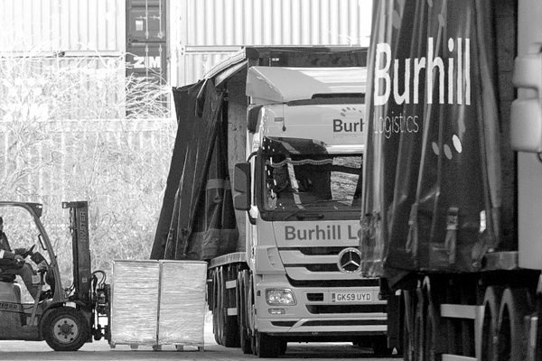 Burhill Logistics Road Freight